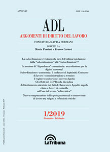 Cover ADL